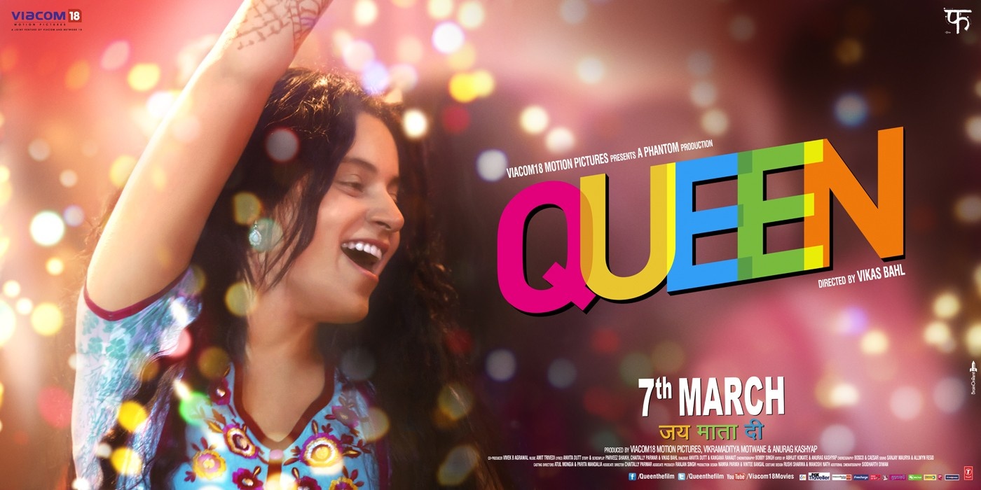 Queen Hindi Movie Poster
