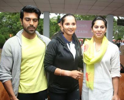 Sania Mirza on Ram Charan Divorce