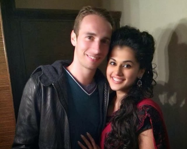 Tapsee Mathias Boe Affair