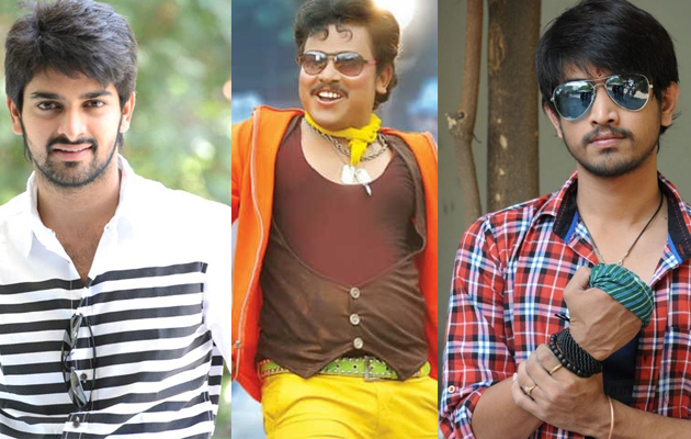 Tollywood Top Heroes
