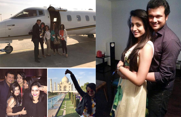 Trisha Boy Friend Varun Manian