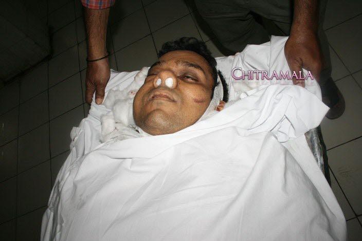 Kota Srinivasarao Son Prasad Died