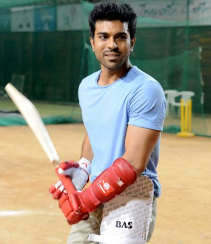 Ram Charan as Suresh Raina