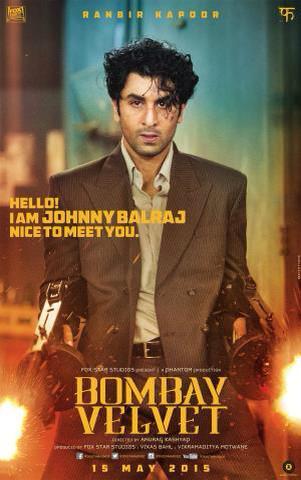 Bombay Velvet Movie First Look