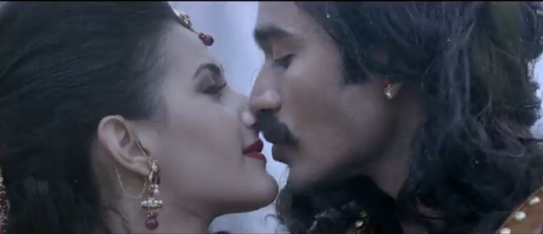 Dhanush Anegan Movie
