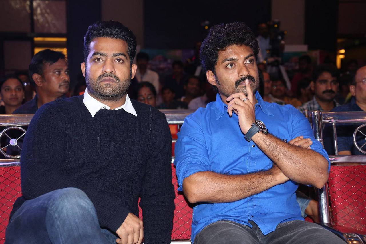 NTR and Kalyan Ram