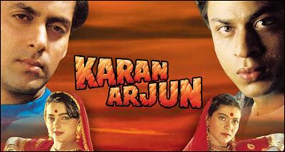 Karan Arjun Hindi Movie 20 Years