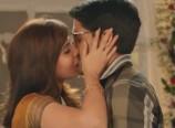 Naga Chaitanya and Samantha Kiss Scene in Manam