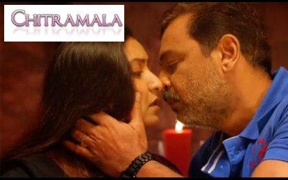 Naresh and Amani Hot Kiss Scene in Chandamama Kathalu