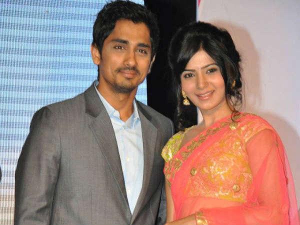 Samantha Siddharth Break Up