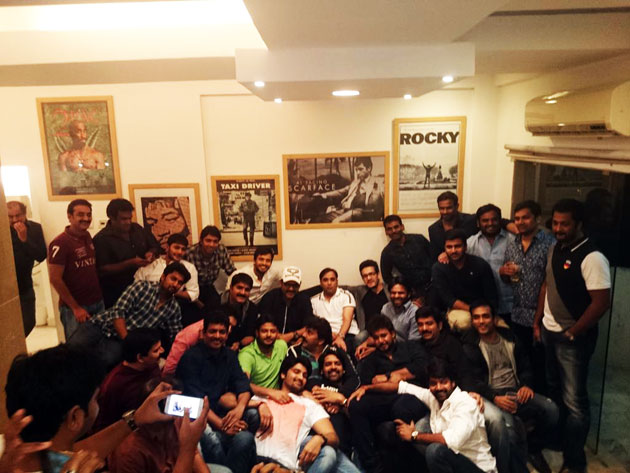 Tollywood Heroes in Single Frame