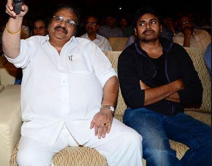 Dasari Narayanarao and Pawan Kalyan Movie