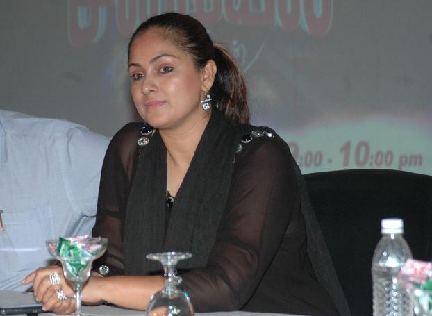Simran in Trisha Ileana Nayanatara