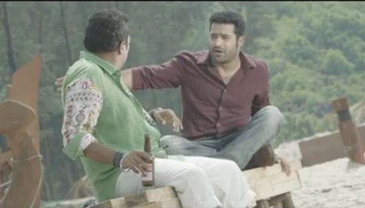 Deleted Scenes from Temper Movie