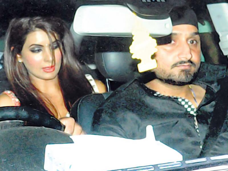 Harbhajan and Geeta Basra Marriage