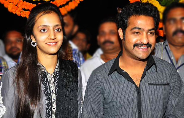 NTR wife Lakshmi Pranathi fan of Nani