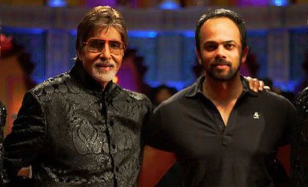 amitabh bachchan and rohit shetty