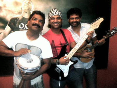 NTR and Sukumar Movie Music Sittings