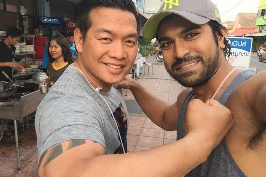 Ram Charan Training For Srinu Vaitla Movie