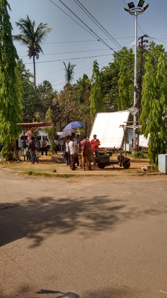 Cherry New Movie Pics from Sets