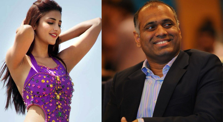 Shruti Hassan and PVP case