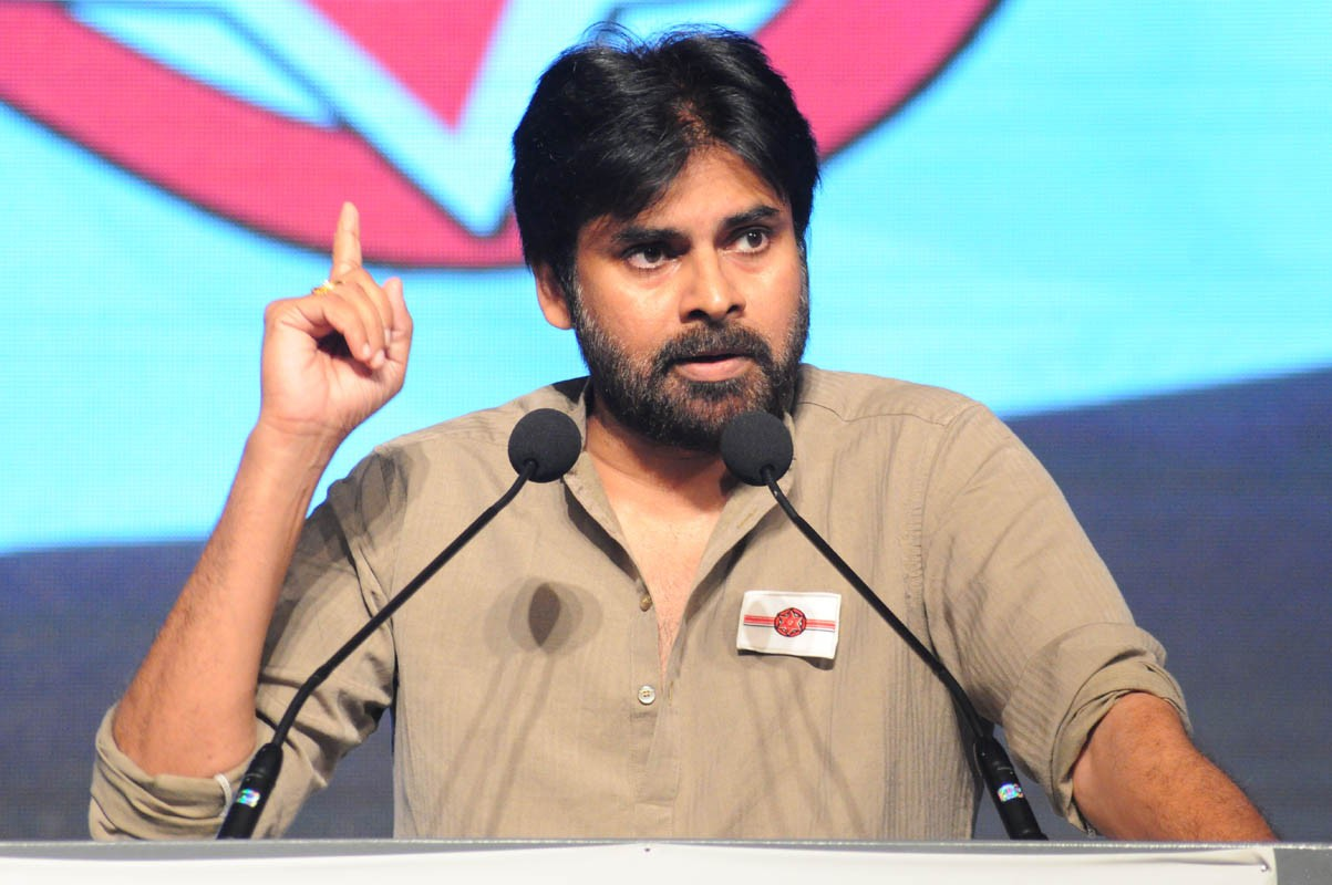 Pawan Kalyan to fight against AP government