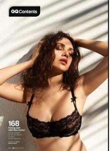 Aditi Rao Hydari Bikini Photoshoot