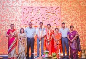 Allari Naresh Engagement photos