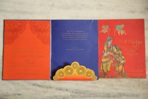 Manchu Manoj Wedding Card