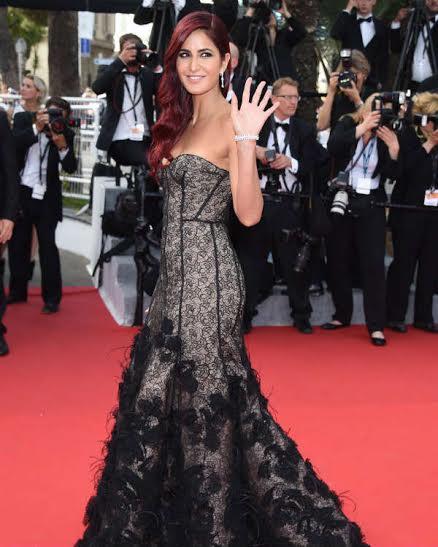 Katrina Kaif at Cannes 2015