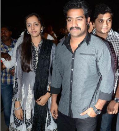 NTR son Abhay Ram First Look