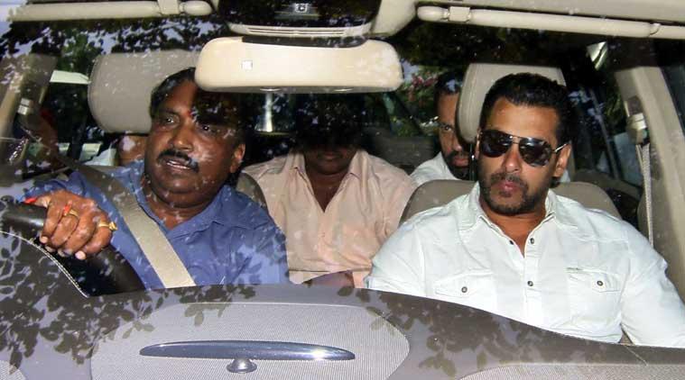 Salman Khan at Mumbai Court