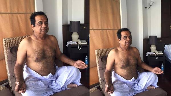 Brahmanandam Yoga Poses