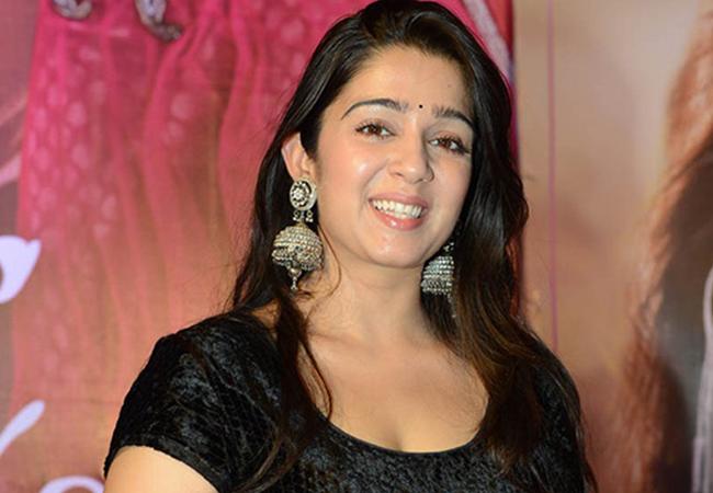 Charmmee Kaur Says Sorry to Nithin