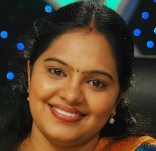 Singer Gopika Purnima