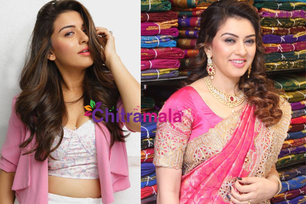 Hansika Hot and Ethnic Look
