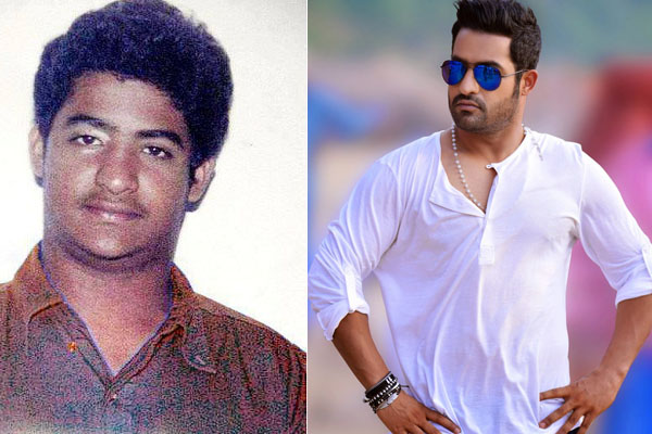 Jr NTR Then and Now