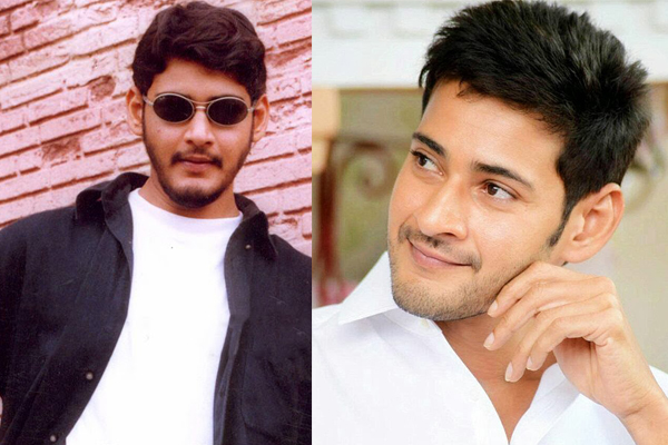 Mahesh Babu Then and Now