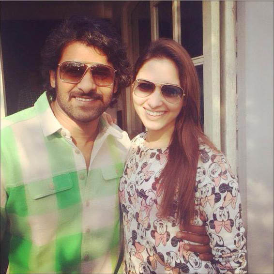 Tamannah Went to Prabhas Room in Midnight