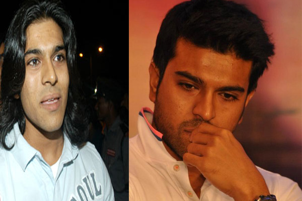 Ram Charan Then and Now