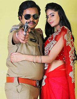 Sampoo and heroine in Singham 123 Movie