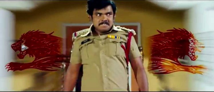 NBK Fan Warning to Sampoornesh Babu