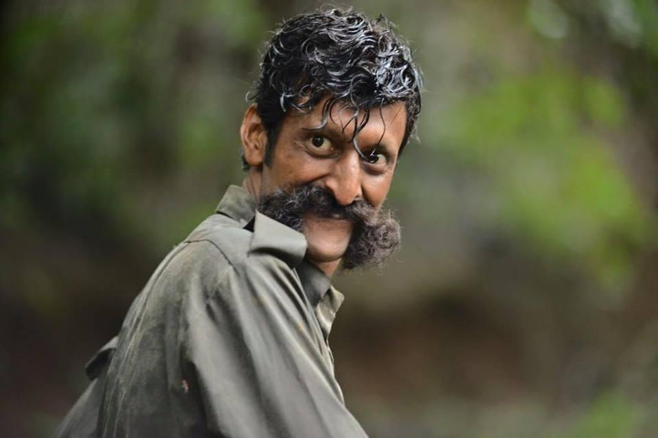 Sandeep Bharadwaj as Veerappan