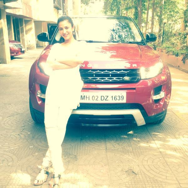 Shruti Hassan Gifts Herself a Luxury Car