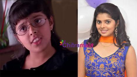 Arya Child actor Shravya
