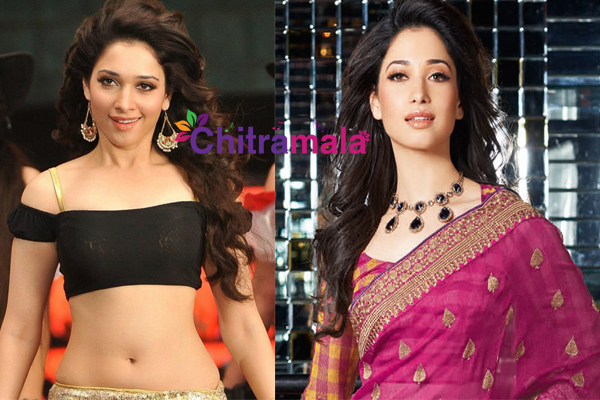 Tamannah Hot and Ethnic Look