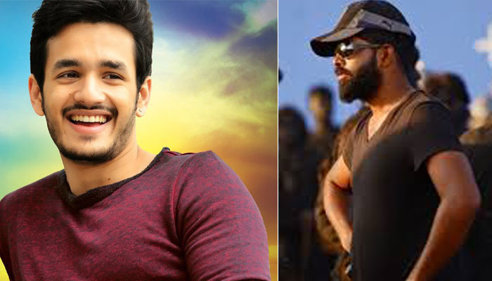 Akhil Akkineni and Karthikeya Movie