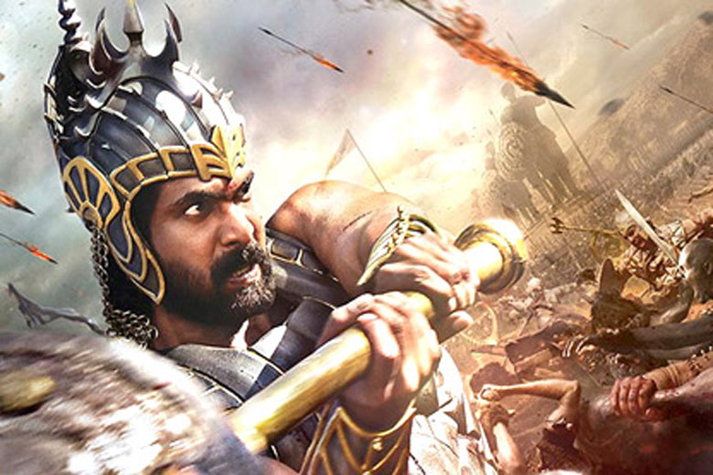 Baahubali First Day Collections