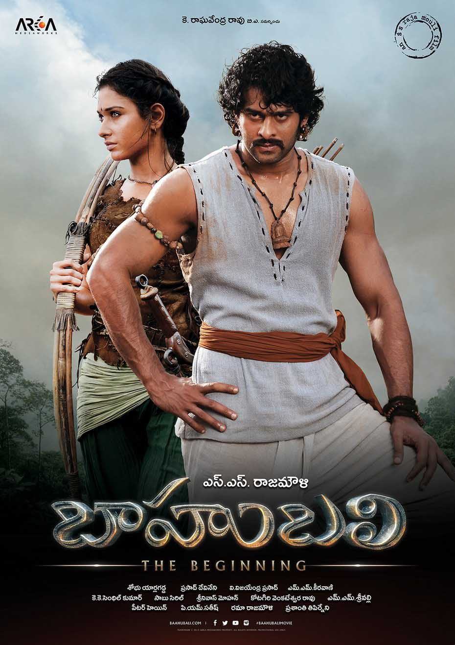 Baahubali Part 2 Story