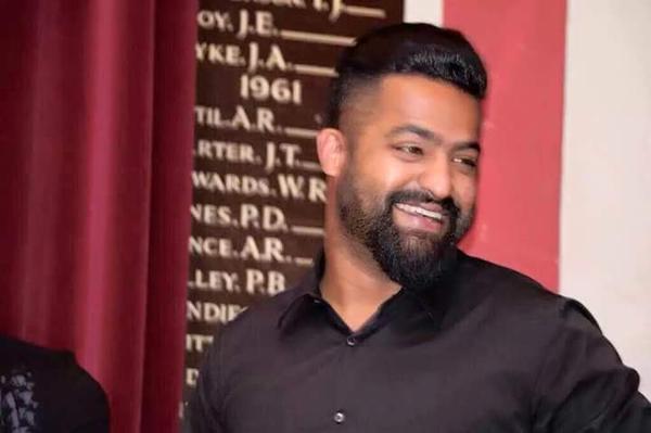 Trendy NTR Stylish Look in Sukumar Film